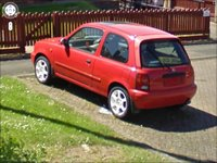 1997 Nissan Micra Overview