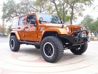 Picture of 2011 Jeep Wrangler Unlimited Rubicon, exterior