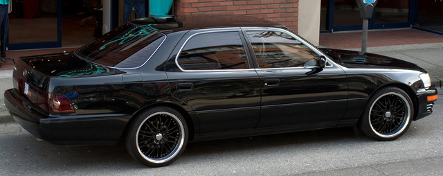 Picture of 1991 Lexus LS 400 Base, exterior
