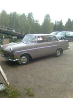 1962 Opel Rekord Overview