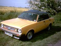 1980 Morris Marina Overview