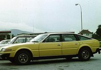 1981 Rover 3500 Overview