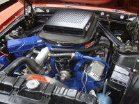 Picture of 1969 Ford Mustang Mach 1 Fastback RWD, engine, gallery_worthy