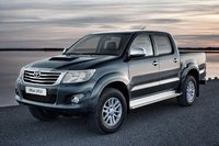 2010 Toyota Hilux picture, exterior