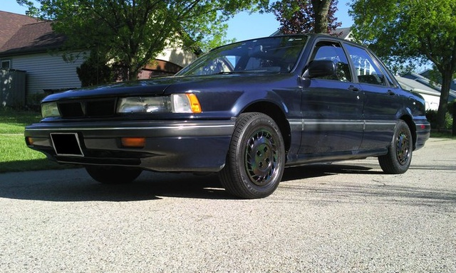 Picture of 1990 Mitsubishi Galant