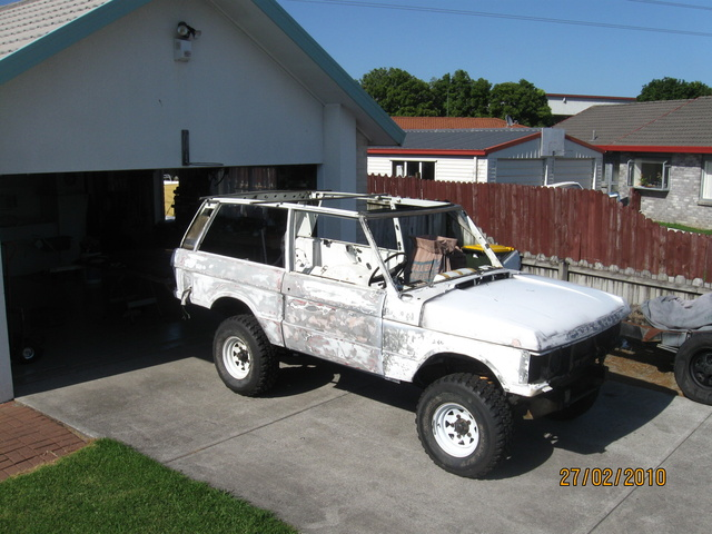 Picture of 1978 Land Rover Range Rover, exterior, gallery_worthy