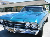 1969 Chevrolet El Camino Picture Gallery