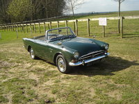 1964 Sunbeam Alpine Overview
