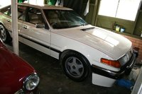 1986 Rover 3500 Overview