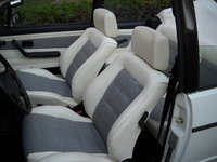 Picture of 1988 Volkswagen Cabriolet, interior