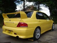 2001 Mitsubishi Lancer Evolution Picture Gallery