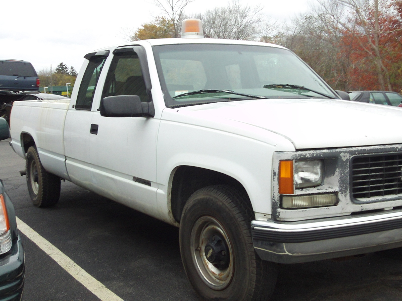 1999 Chevrolet C K 2500 Overview