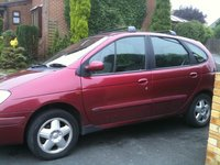 2002 Renault Scenic Overview