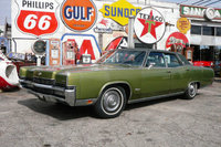 1970 Mercury Marquis Overview