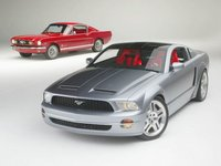 1995 Ford Mustang GT Coupe, 1995 Ford Mustang 2 Dr GT Coupe picture, exterior