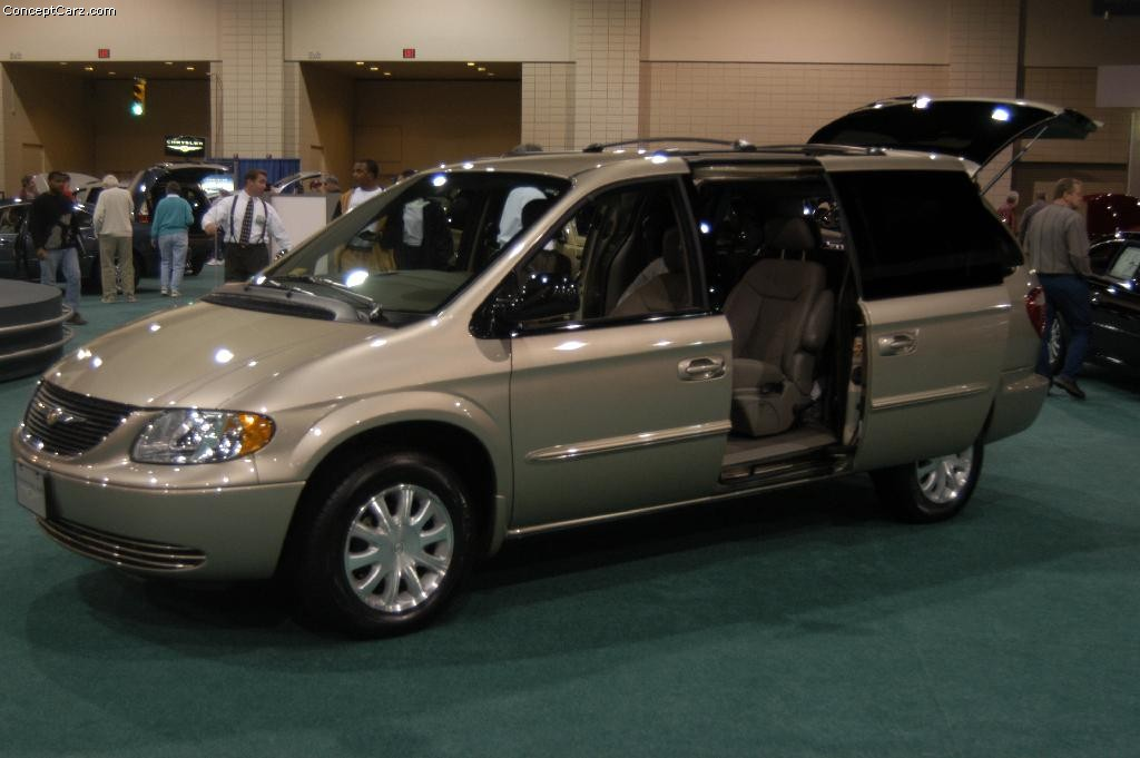 2003 chrysler town country exterior pictures cargurus. Black Bedroom Furniture Sets. Home Design Ideas