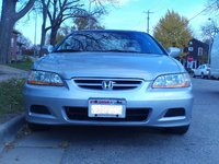 Picture of 2002 Honda Accord Coupe EX, exterior, gallery_worthy
