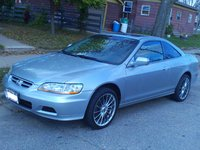2002 Honda Accord EX Coupe picture, exterior