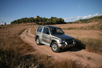 Picture of 1999 Mitsubishi Pajero, exterior, gallery_worthy