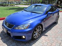 2008 Lexus IS F Overview
