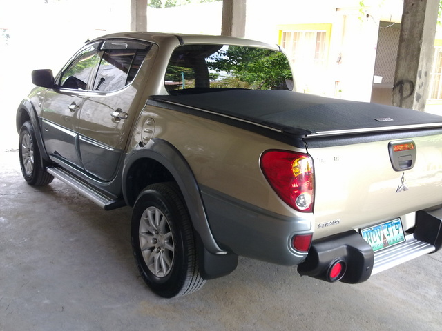 Picture of 2008 Mitsubishi Triton
