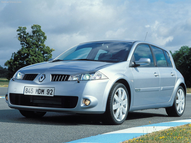 2005 Renault Megane - User Reviews