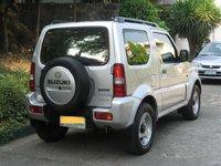 2003 Suzuki Jimny Overview