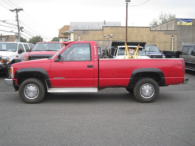 Picture of 1988 GMC Sierra C/K 2500, exterior, gallery_worthy