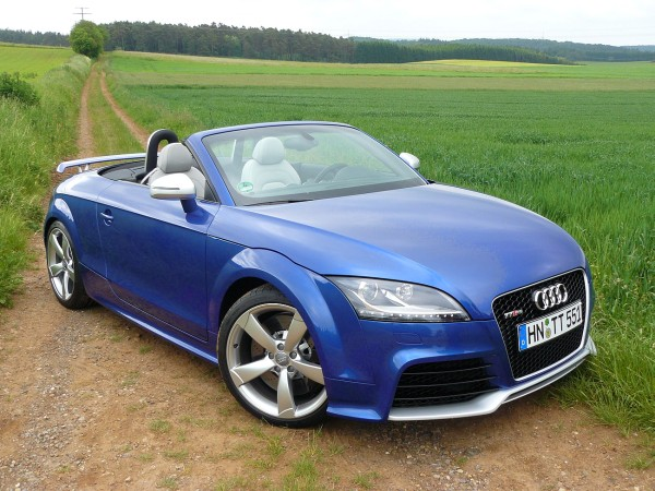 2010 Audi TT S2.0T Premium Plus Roadster picture