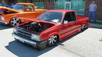 Picture of 1991 Mazda B-Series Pickup 2 Dr B2200 Extended Cab SB, exterior, engine