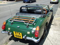 1972 MG Midget Overview