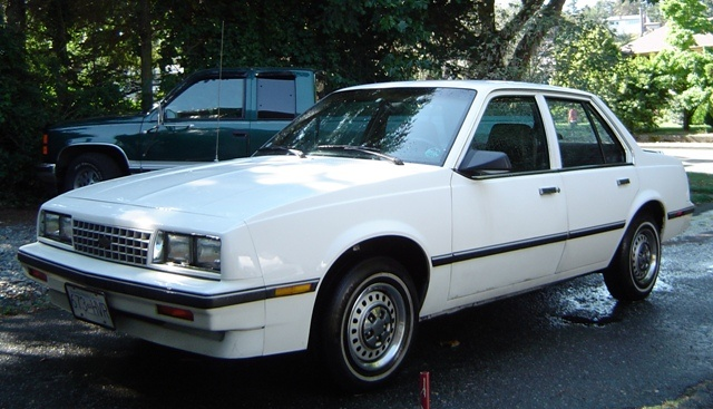 Picture of 1987 Chevrolet Cavalier