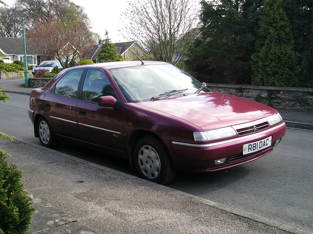 Picture of 1997 Citroen Xantia