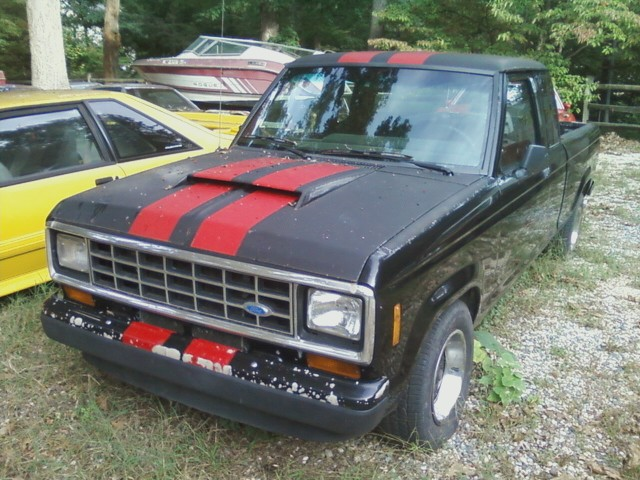 1988 Ford Ranger picture, exterior