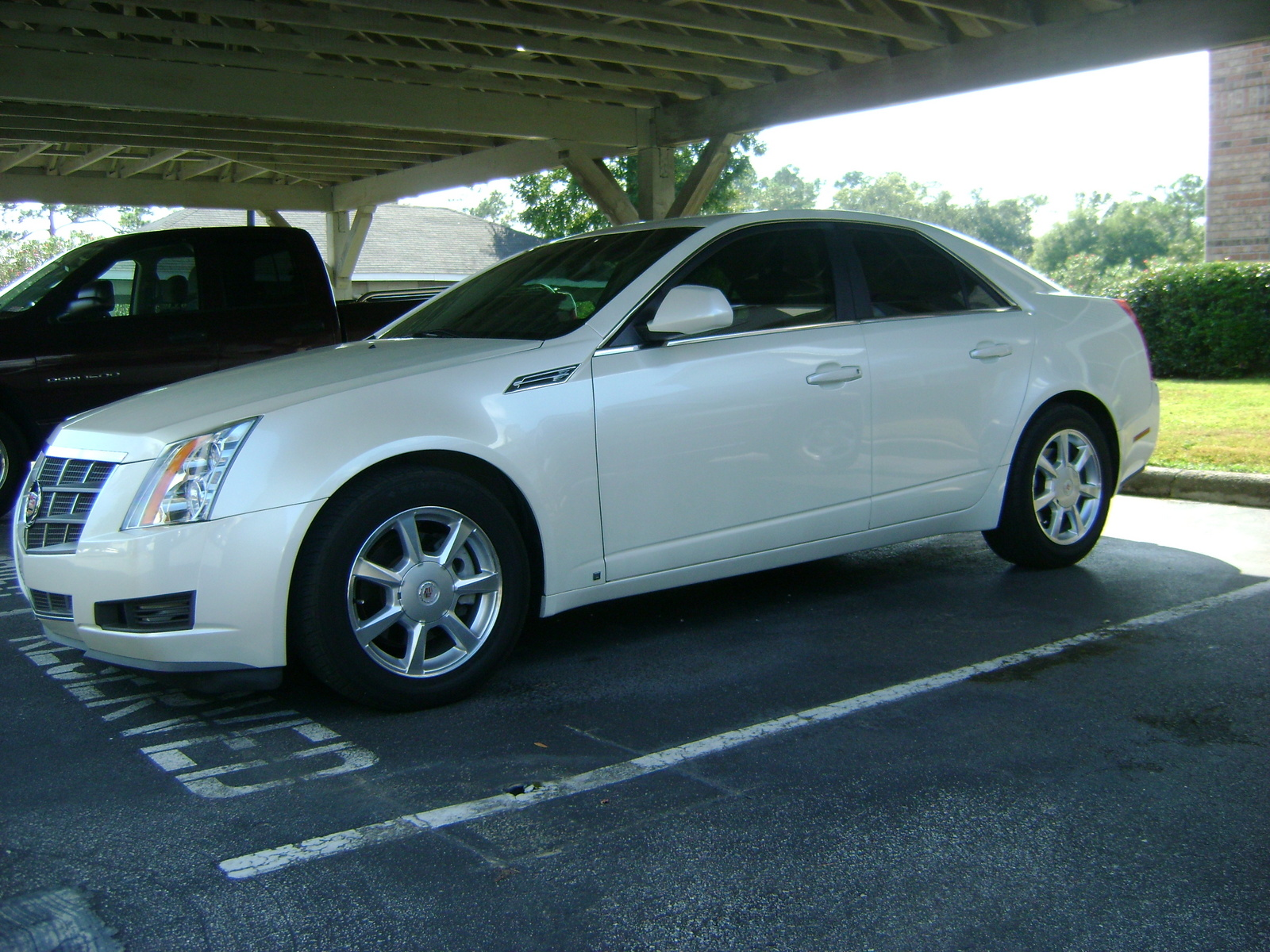 2008 Cadillac Cts Pictures Cargurus