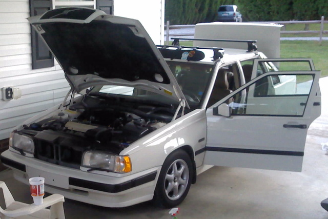 Picture of 1993 Volvo 850 GLTS, exterior, interior, engine