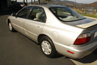 1996 Honda Accord DX, Picture of 1996 Honda Accord 4 Dr DX Sedan, exterior