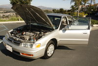Picture of 1996 Honda Accord DX, exterior, engine