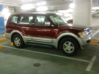 2006 Mitsubishi Montero Limited 4WD, ITS A 2003 MODEL WHICH MY DAD HAS IN DXB , exterior