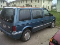 Picture of 1992 Plymouth Voyager Minivan, exterior