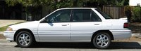 1995 Mercury Tracer Overview
