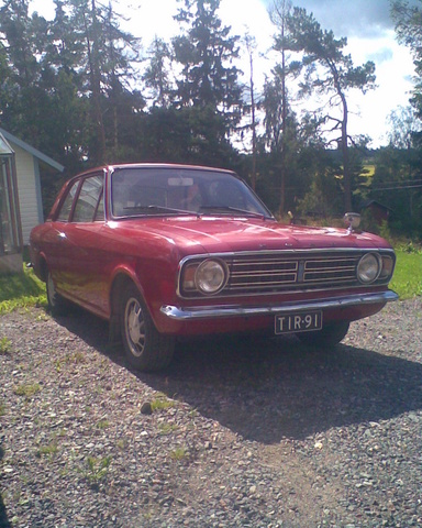 Picture of 1970 Ford Cortina