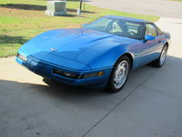 1992 Chevrolet Corvette Base, Picture of 1992 Chevrolet Corvette 2 Dr STD Hatchback, exterior