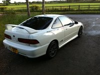 2000 Honda Integra Picture Gallery