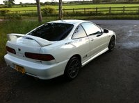 2000 Honda Integra Overview