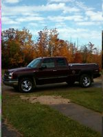 Picture of 2003 Chevrolet Silverado 1500 LT Ext Cab Short Bed 4WD, exterior