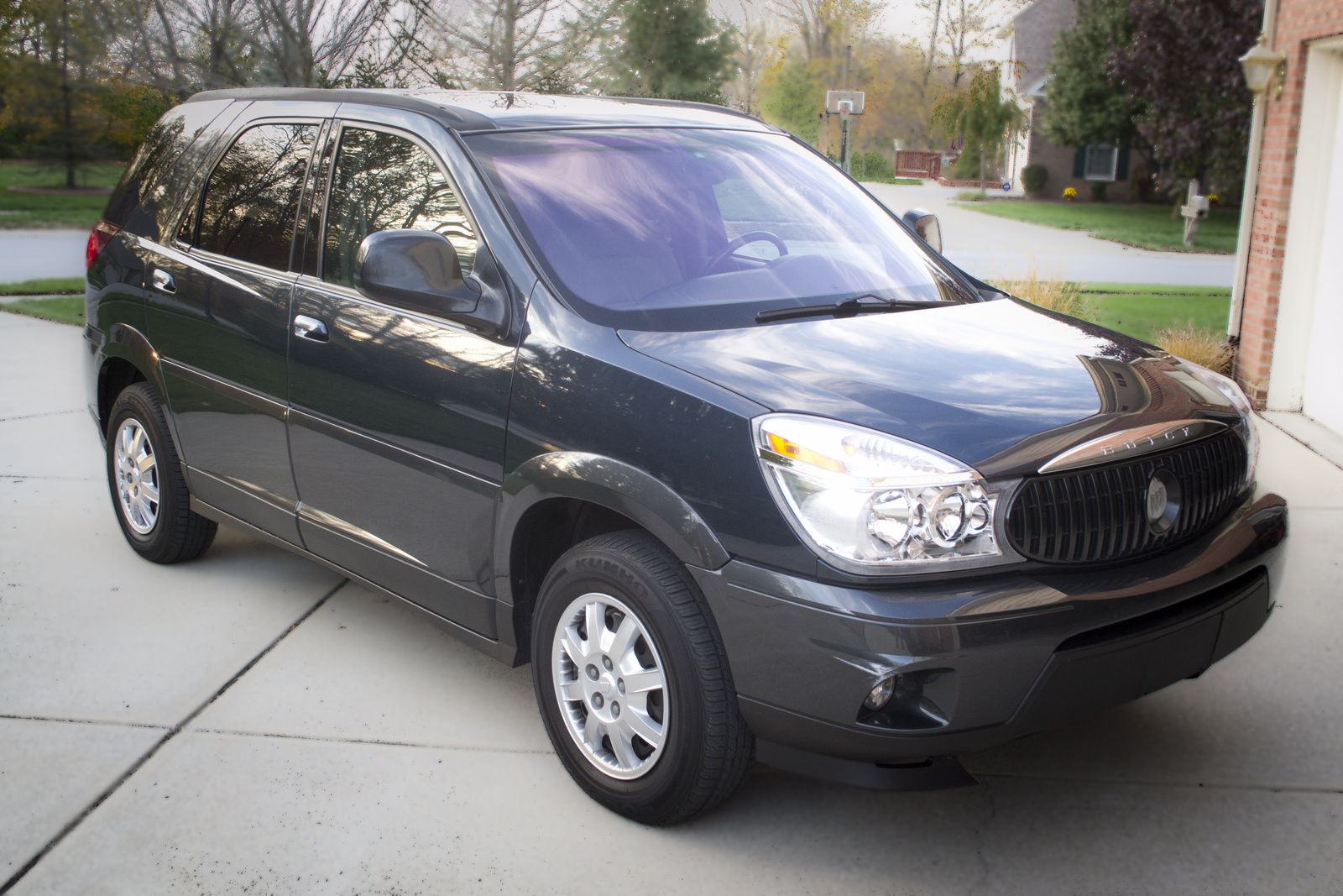 Picture of 2005 Buick Rendezvous CX