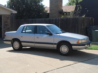 Picture of 1990 Plymouth Acclaim 4 Dr STD Sedan, exterior