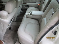 Picture of 2002 Buick Park Avenue Base, interior