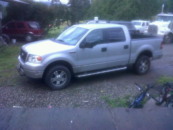 Picture of 2005 Ford F-150 XLT SuperCab SB, exterior, gallery_worthy